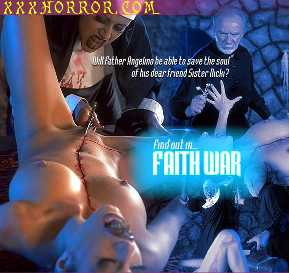 faith war poster
