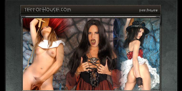 Goth nun turns vampire